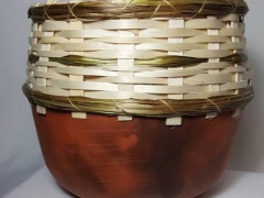 Mi'kmaq Black Ash Basketry
