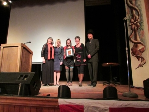 Adäka Cultural Festival wins Event of the Year at TIA Yukon Spring Conference