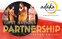 2017 First Nations Partnership Opportunities