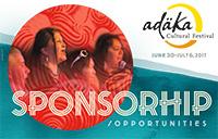 2017 Sponsorship Opportunities