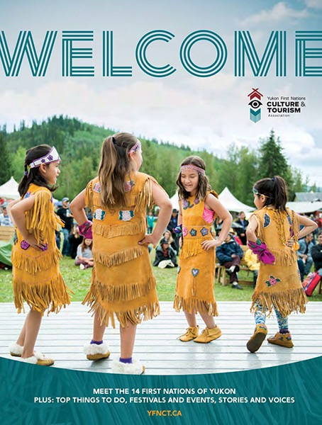 YFNCT Welcome Guide Cover
